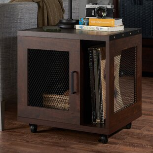 Online Reviews Ginnia End Table By Williston Forge