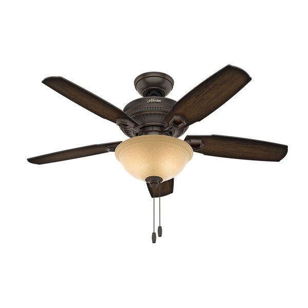 44 Ambrose 5-Blade Ceiling Fan by Hunter Fan