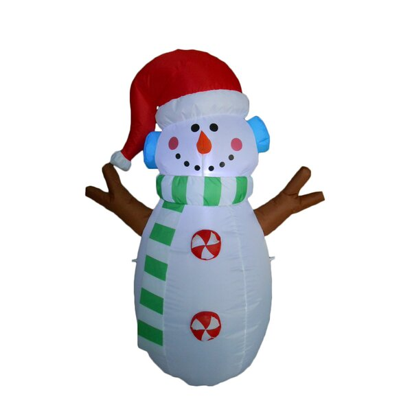 Snowman Christmas Decoration by BZB Goods