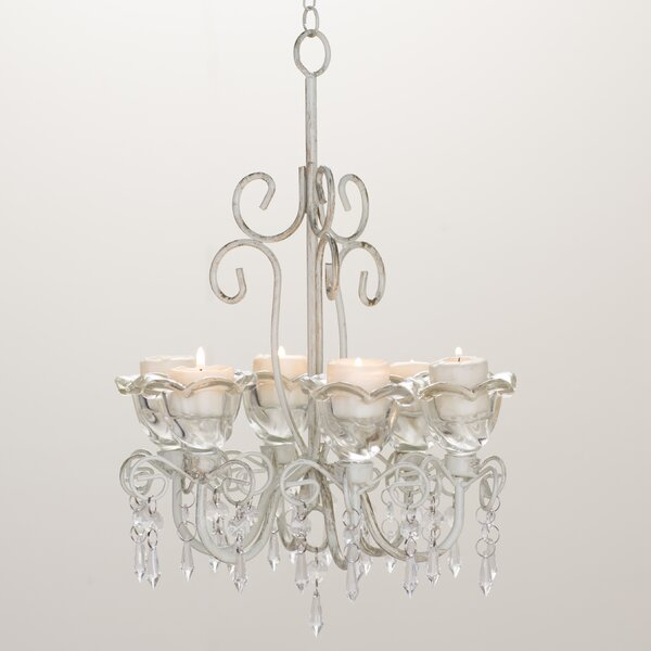 Lajoie 6-Light Chandelier by Lark Manor