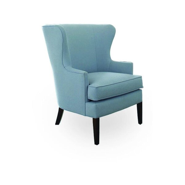 Tredwell Wingback Chair by Braxton Culler