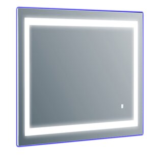 Check Prices Led Lighted Wall Mirror ByOrren Ellis