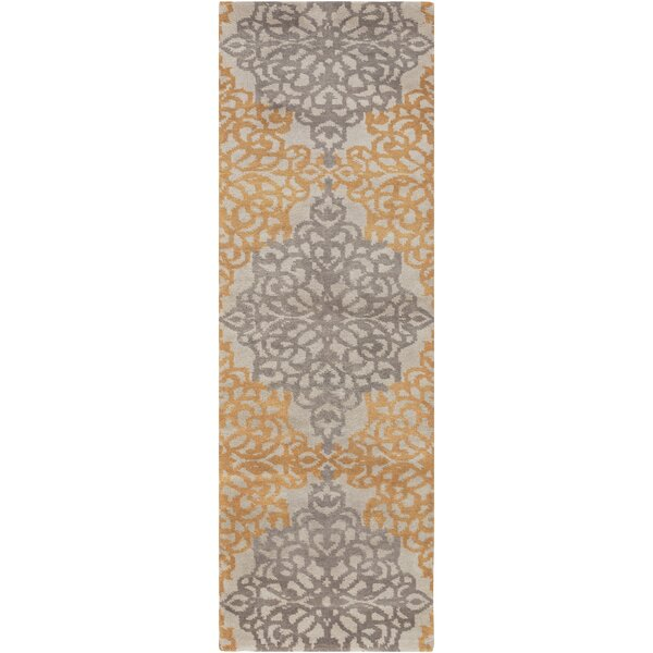 Covell Bronze Rug by Astoria Grand
