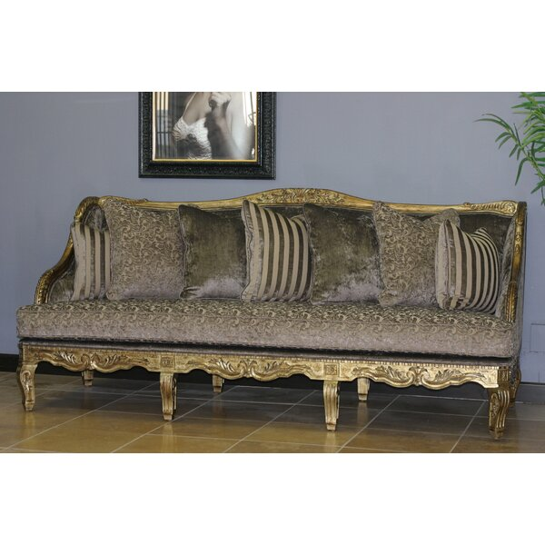 Fresh Collection Millett 3 Seater Sofa by Astoria Grand by Astoria Grand