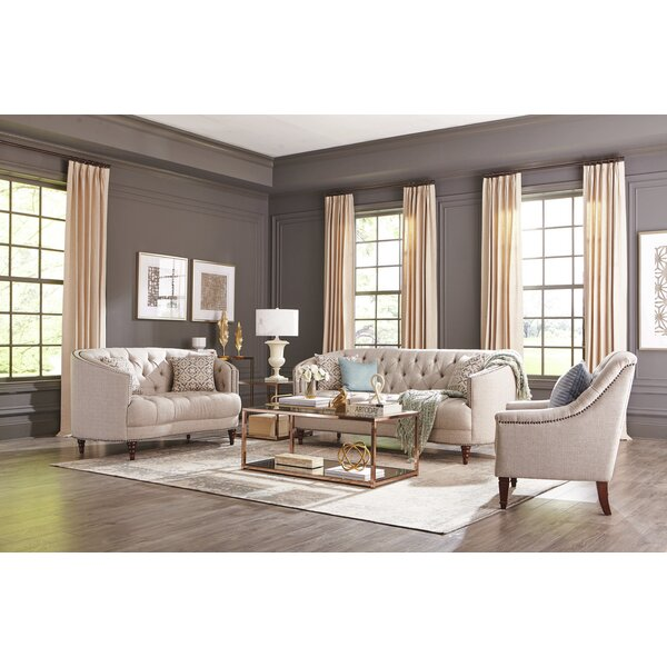 Mooneyhan Configurable Living Room Set by Canora Grey Canora Grey