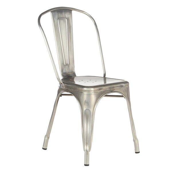 Riker Metal Dining Chair (Set of 4) by Brayden Studio