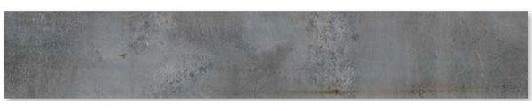 Burton Stone 6 x 36 Porcelain Field Tile in Grafito by Walkon Tile