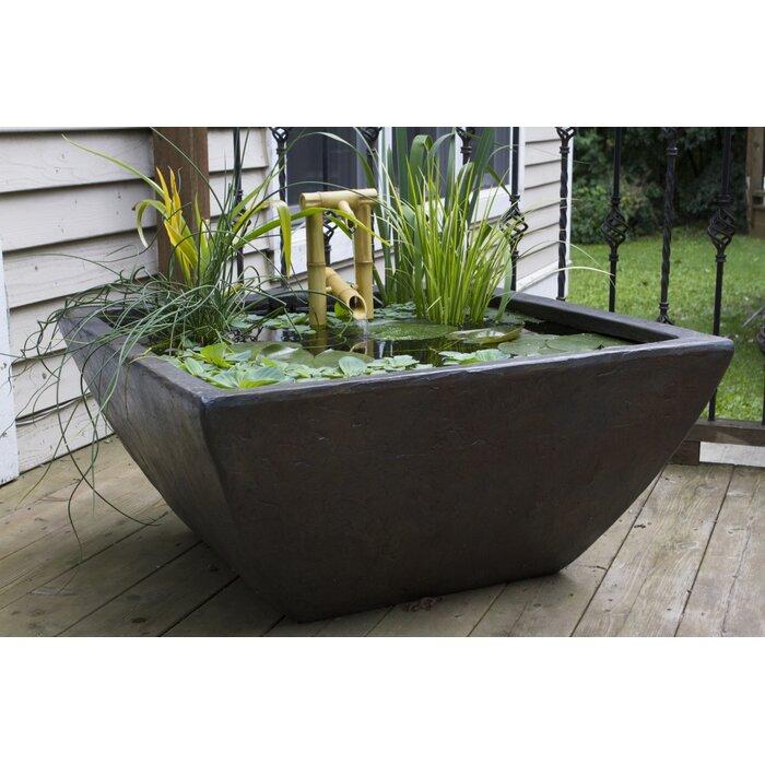 Patio Pond Pot Planter