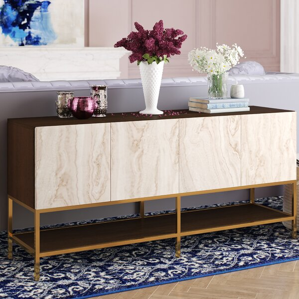 Kit Console Table by Modern Rustic Interiors
