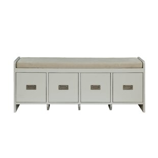 Westview Upholstered Storage Bench