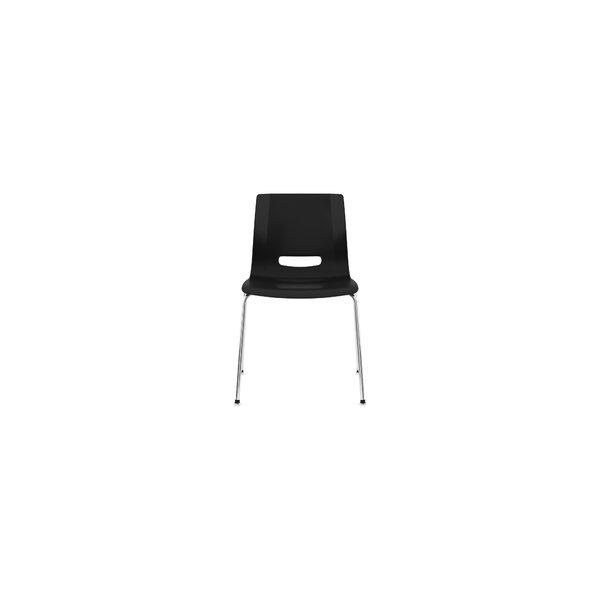 Casper Armless Stacking Chair by Allermuir
