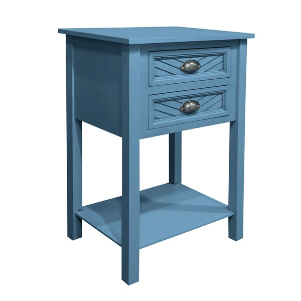 Pfeffer End Table by Gracie Oaks