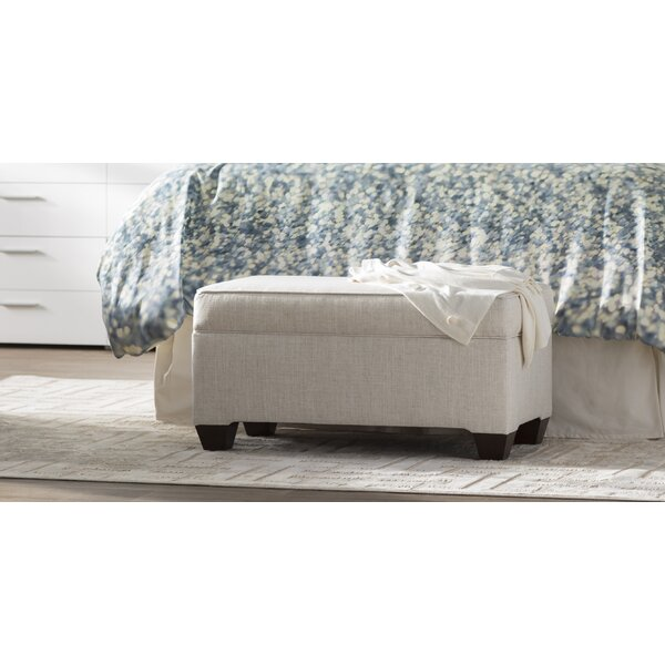Sullins Upholstered Storage Bench by Brayden Studio Brayden Studio