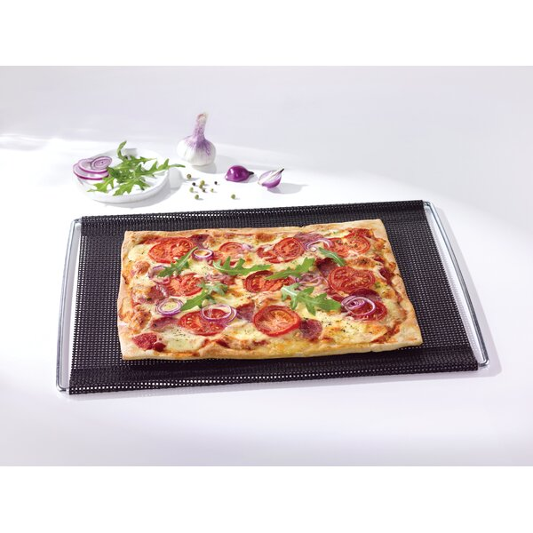 Non-Stick Oven Crisper Adjustable Mat Baking Sheet by Paderno World Cuisine