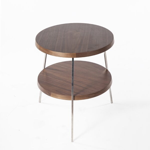 Partille End Table by dCOR design