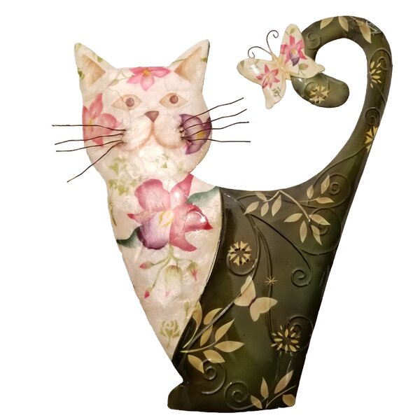 Cat Wall Décor by Eangee Home Design