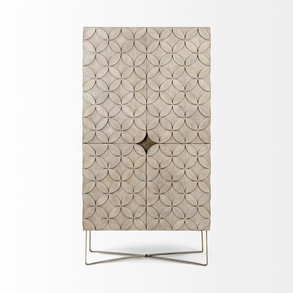 Macfoy 4 Door Accent Cabinet by Brayden Studio Brayden Studio