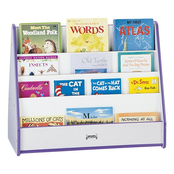 Rainbow Accents® Double Sided Book Display by Jonti-Craft