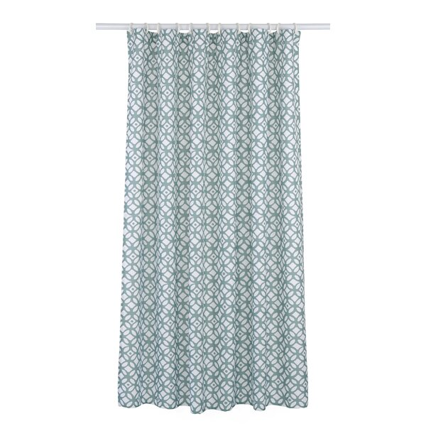 Madison Shower Curtain Set by LJ Home