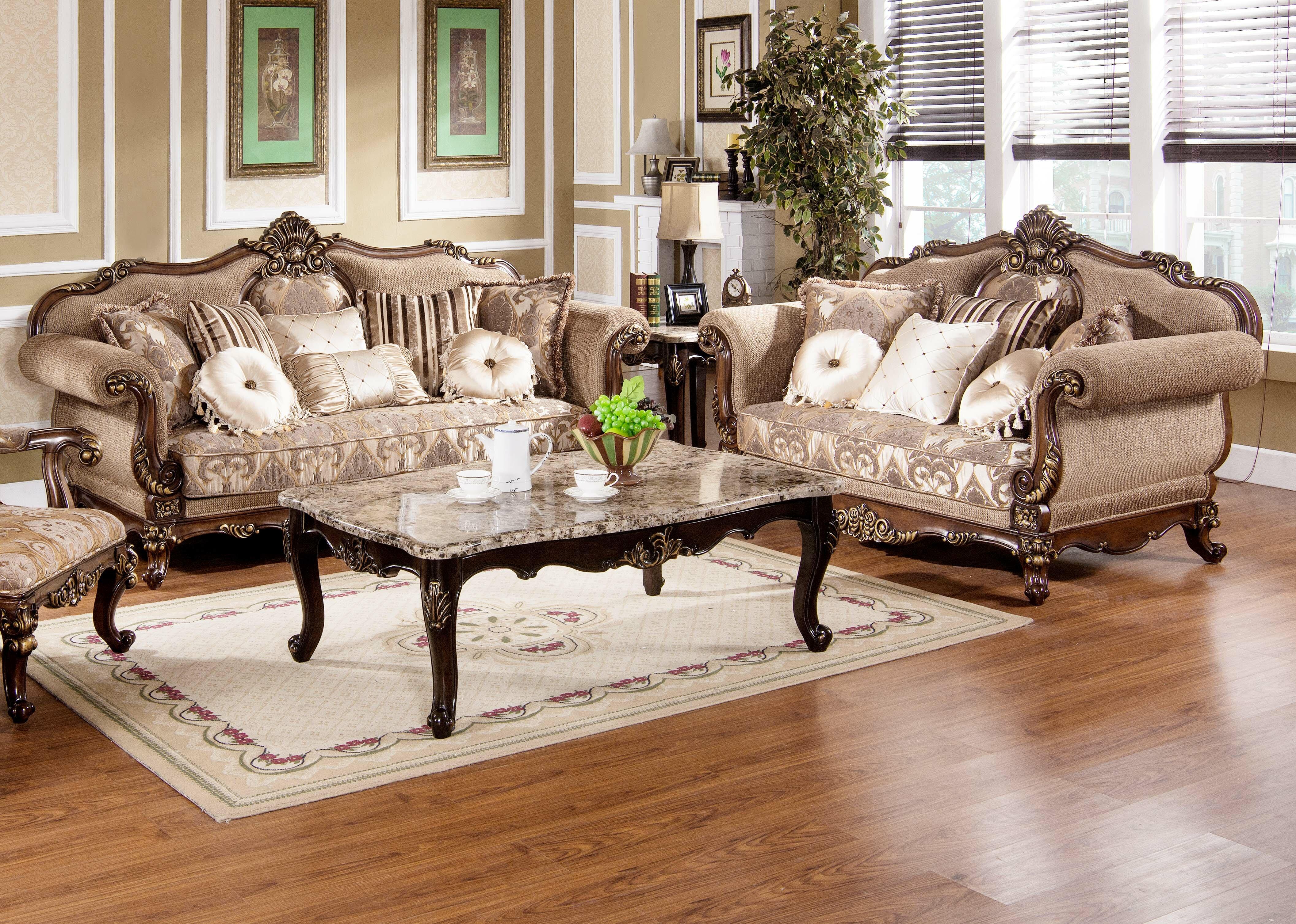 Peabody 2 Piece Living Room Set