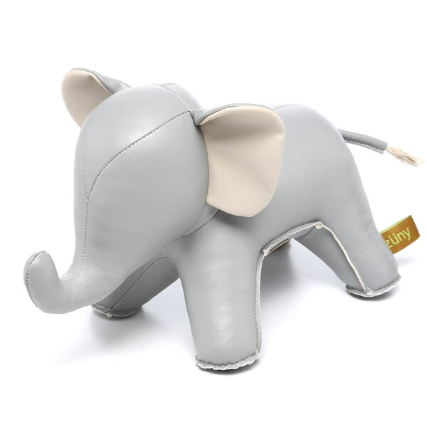 Elephant Bookend by Viv + Rae