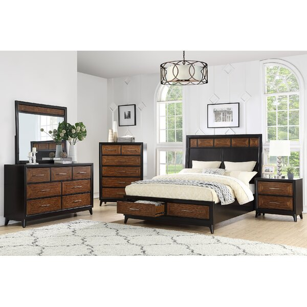 Rhett Platform Configurable Bedroom Set by Foundry Select