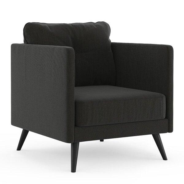 Schiavone Armchair by Orren Ellis Orren Ellis