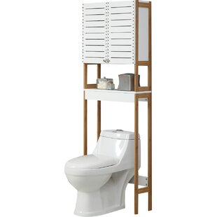 Bamboo Over The Toilet Storage Wayfair