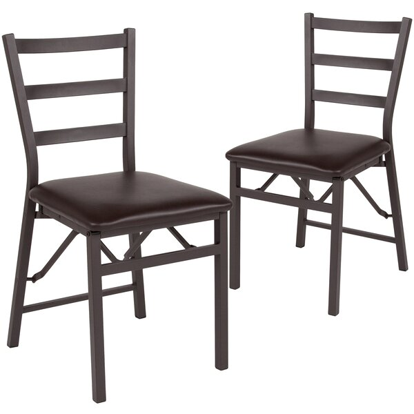 Powe Upholstered Dining Chair (Set of 2) by Williston Forge