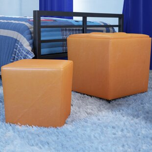 Find the perfect Kring 2 Piece Ottoman Set ByViv + Rae