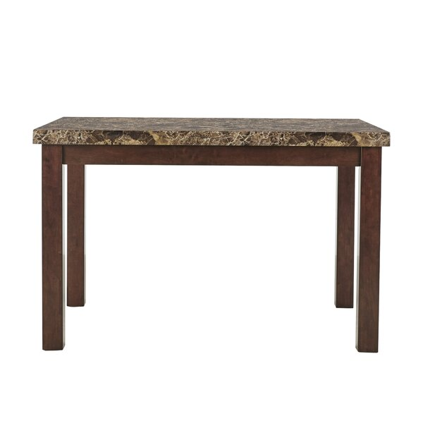 Temme Counter Height Dining Table by Charlton Home