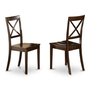 Compare & Buy Hillhouse Side Chair (Set of 2) by Red Barrel Studio