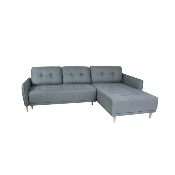 Alain Sleeper Sectional by Corrigan Studio