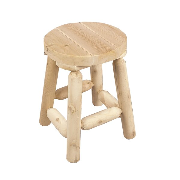 18 Bar Stool by Rustic Natural Cedar Furniture
