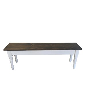 Evelyn Wood Bench by Alcott Hill
