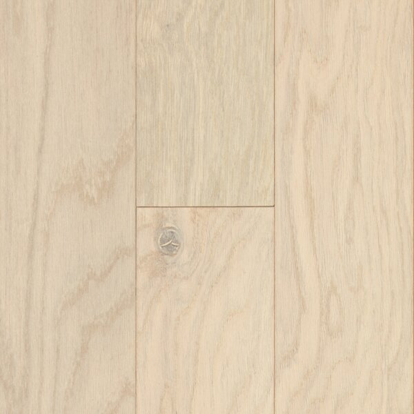 City Escape 5 Engineered Oak Hardwood Flooring in Seattle White by Mohawk Flooring