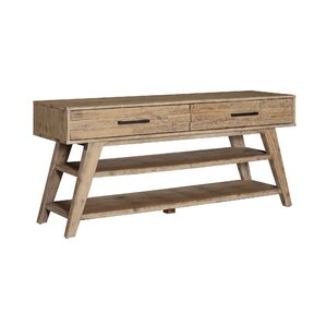 Willard 2 Drawer Console Table by Union Rustic