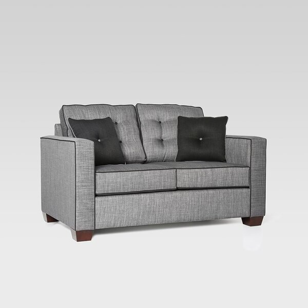 Top Reviews Eliana Loveseat by Longshore Tides by Longshore Tides