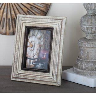 Markley Rectangular Wooden Picture Frame