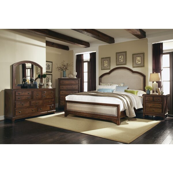 Momea Panel Configurable Bedroom Set by World Menagerie