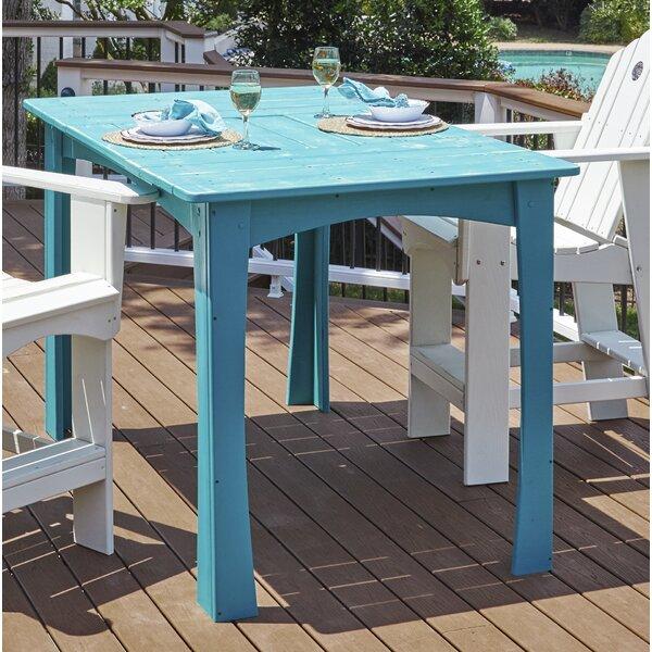 Companion Cooler Bar Table by Uwharrie Chair