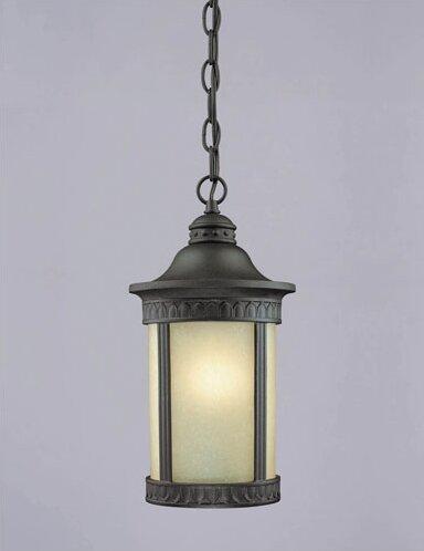Castle Inn 1-Light Outdoor Pendant by Westinghouse Lighting