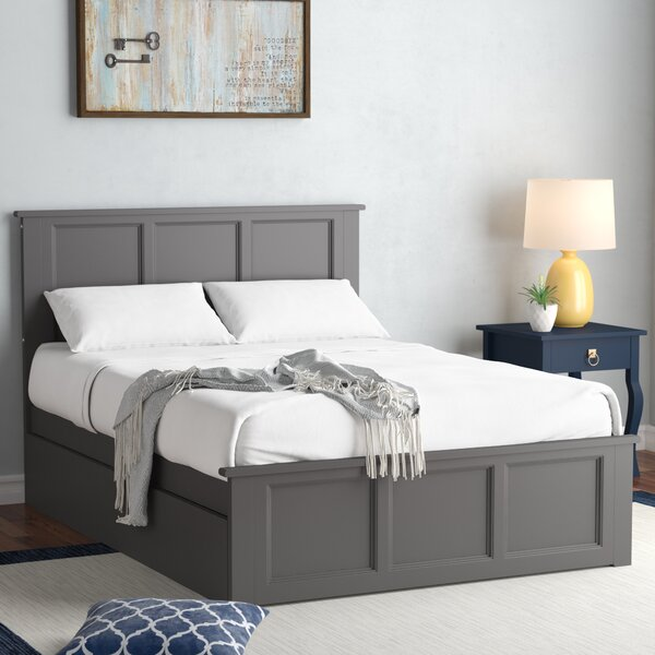 Marjorie Full Platform Bed by Three Posts Three Posts