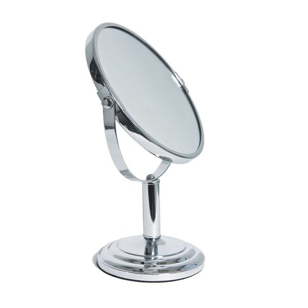 Vanity Mirror with Thick Stem by Wildon Home ®