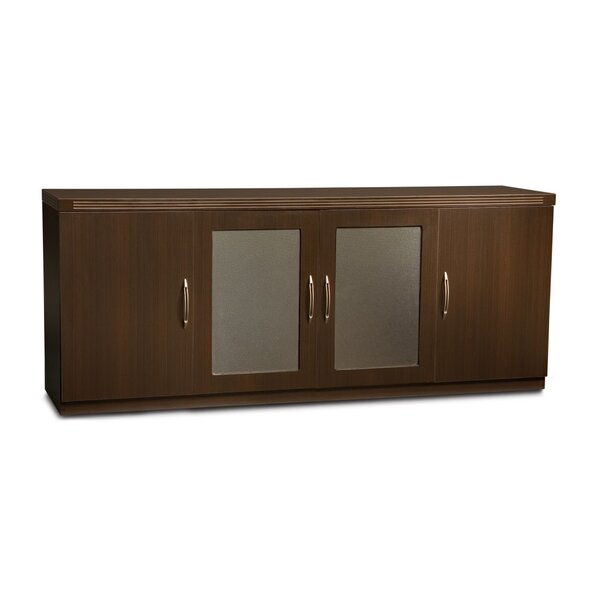 Aberdeen 4 Door Credenza by Mayline Group