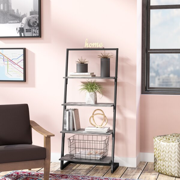 Bailee Ladder Bookcase By Ebern Designs