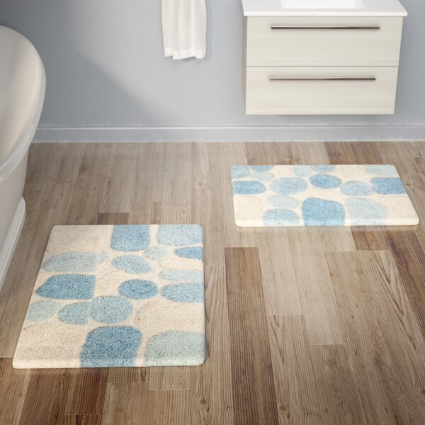 Knights Bath Rug Set by Zipcode Design