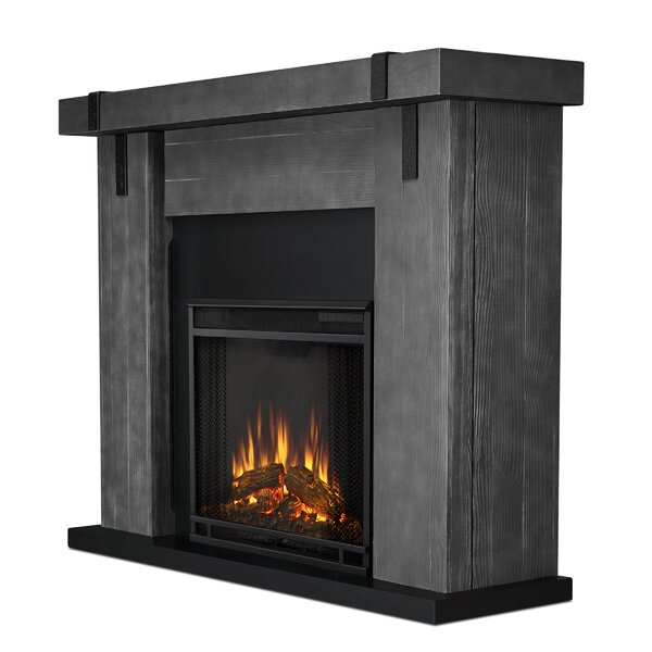 Aspen Electric Fireplace by Real Flame