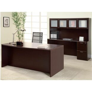 Fairplex 3-Piece Standard Desk Office Suite