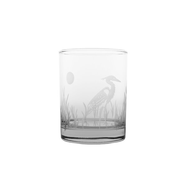Heron 14 oz. Double Old Fashioned (Set of 4) by Rolf Glass